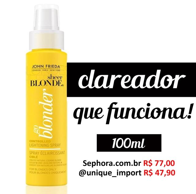 clareador